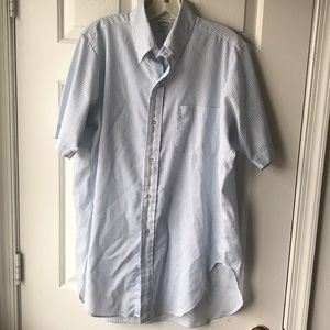 Brooks Brothers vintage short sleeve button down